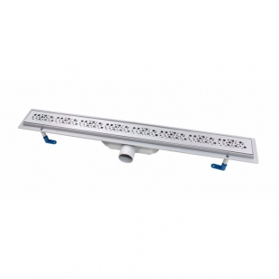 Линейный трап Q-tap Dry FC304-800 с сухим затвором 800 мм