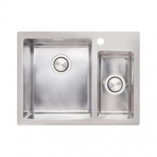 Кухонная мойка Apell Linear Plus Polish LNP3418FBC