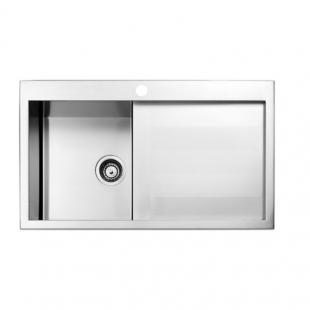 Кухонная мойка Apell Amalthea Satin SQ861IRSC
