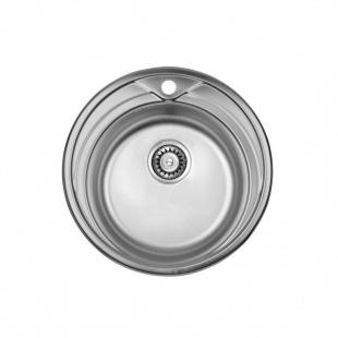 ULA 7109 ZS Decor Кухонная мойка, ULA7109DEC08