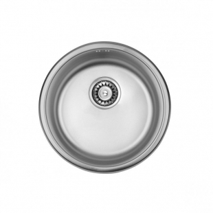 ULA 7102 ZS Satin Кухонная мойка, ULA7102SAT08
