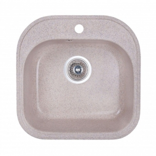 Fosto Кухонная мойка 48x49 SGA-300 (песок)