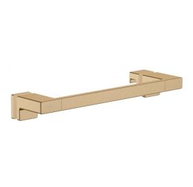 Ручка для двери в душевую Hansgrohe AddStoris 41759140 бронза матовый