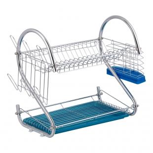 Сушилка для посуды Lidz (CRM) 121.06.09 (LIDZCRM1210609)