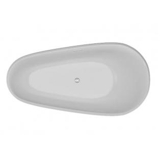 Ванна акриловая отдельностоящая Polimat SHILA 170x85 00431