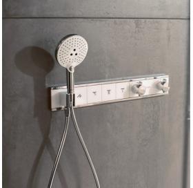 Ручной душ Hansgrohe Raindance Select S 120 3jet Brushed Bronze 26530140
