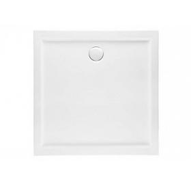 Поддон квадратный Polimat GOLIAT 90x90x5,5 00490