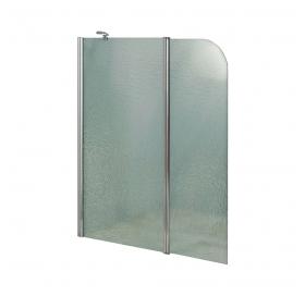 Штора на ванну Lidz Brama SS120x140L.CRM.FR Frost (LBSS120140LCRMFR)