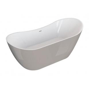 Акриловая отдельностоящая ванна Polimat ABI 180x80 00403