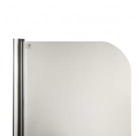 Штора на ванну Lidz Brama SS80x140L.CRM.TR (LBSS80140LCRMTR)