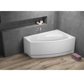 Ванна акриловая Polimat FRIDA 140x80 правая  00268