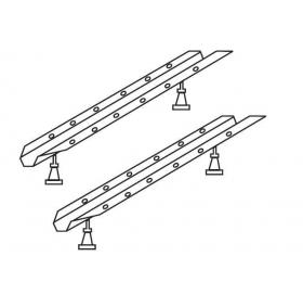 Ножки для ванны Ravak Asymmetric CY44000000