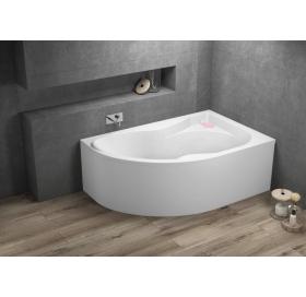 Ванна акриловая Polimat DORA 170x110 правая 00315