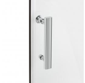 Душевая дверь в нишу Lidz Zycie SD100x185.CRM.TR (LZSD100185CRMTR)