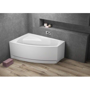 Ванна акриловая Polimat FRIDA 150x90 левая 00283
