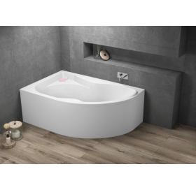Ванна акриловая Polimat DORA 170x110 левая 00358