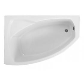 Ванна акриловая Polimat FRIDA 140x80 левая  00270