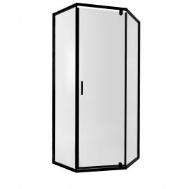Душевая кабина Qtap SCORPIO BLA10995-AC6 90x90, стекло 6мм Clear без поддона SCOBLA10995AC6