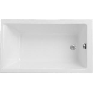 Ванна акриловая Polimat CAPRI 120x70 00705