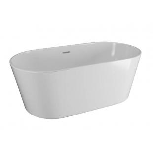 Ванна акриловая отдельностоящая Polimat UZO 160x80 00221