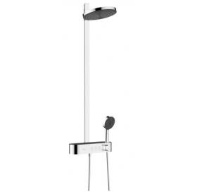 Душевая система Hansgrohe Pulsify Showerpipe 260 2jet с термостатом 24240000 хром