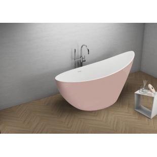 Ванна акриловая отдельностоящая Polimat ZOE 180x80 00410