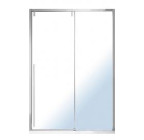 Душевые двери VOLLE AIVA 120x195 см раздвижная 10-22-686