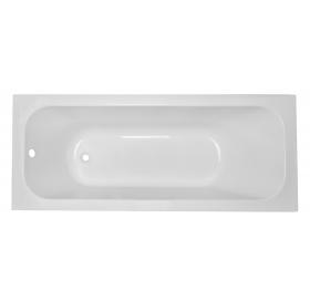 Ванна VOLLE ALTEA акриловая 1600x700x448мм без ножек TS-1670448