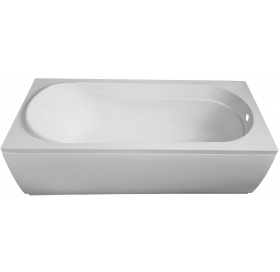 Ванна акриловая VOLLE IBERIA 1700*700*458мм без ножек TS-1770481