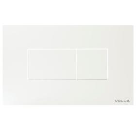 Кнопка смыва VOLLE NEO W пластик, белая 221919