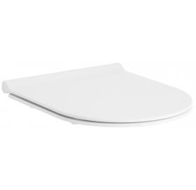 Сиденье для унитаза LEON OLIVA Duroplast Slim slow-closing 13-64-207